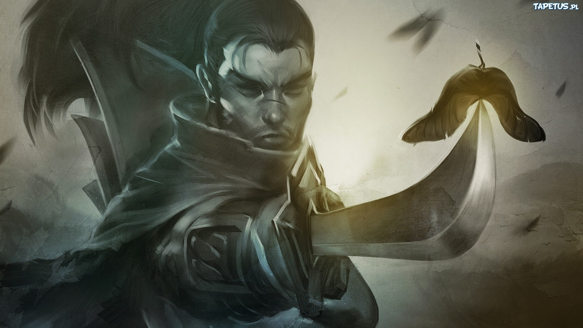 League Of Legends, Yasuo