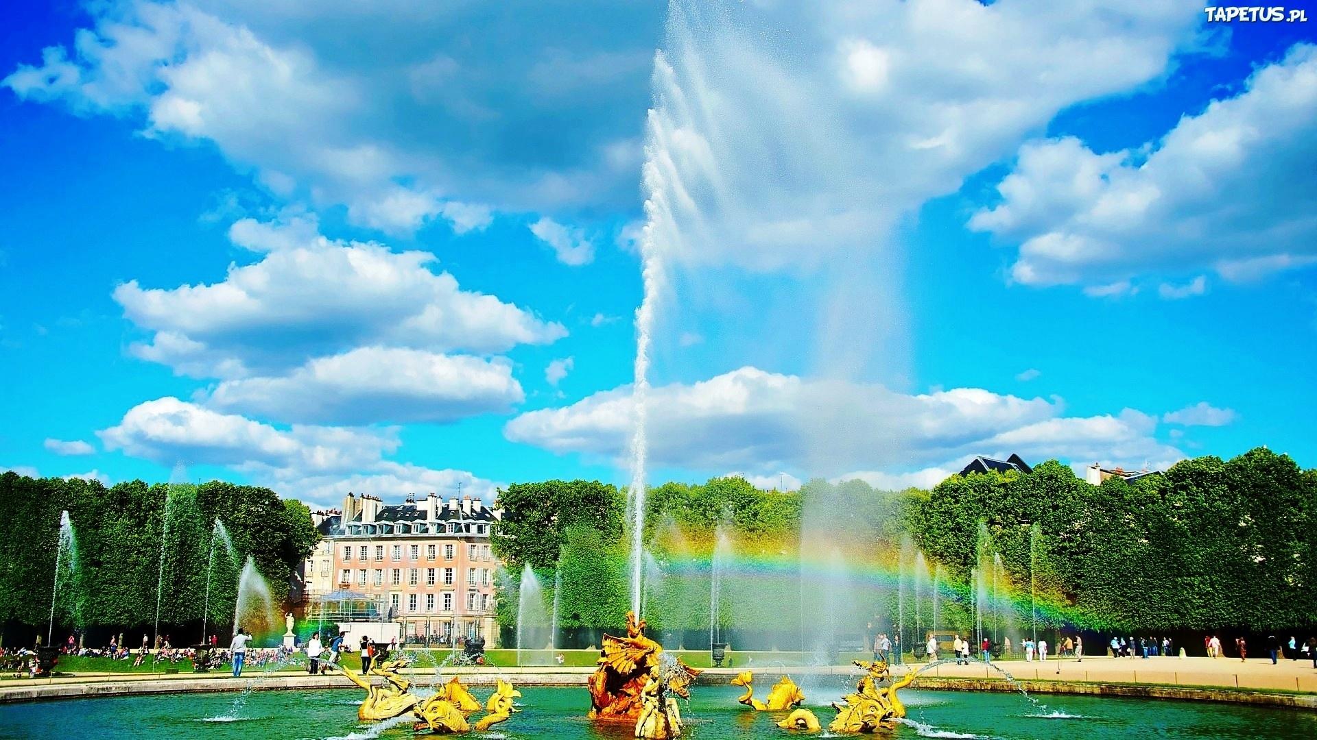 дворец фонтан в хорошем качестве