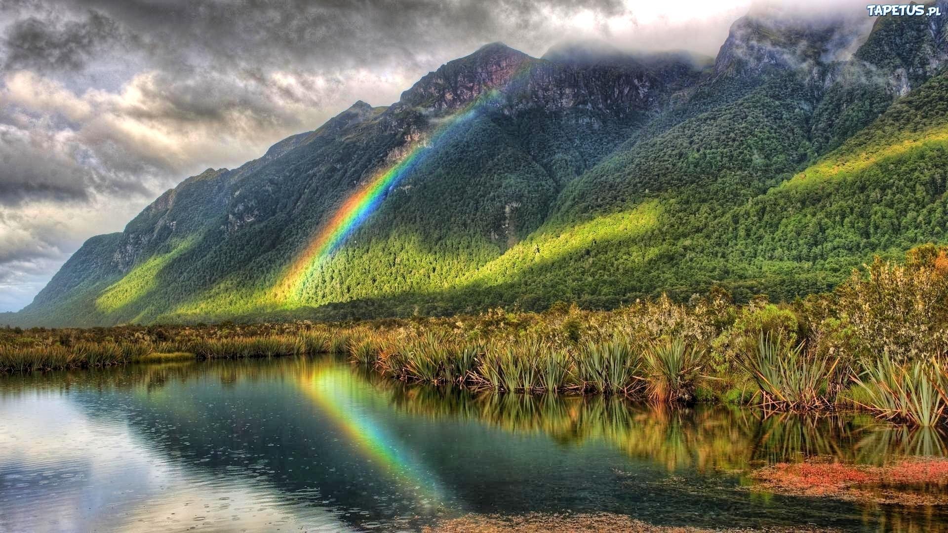 радуга горы долина без регистрации