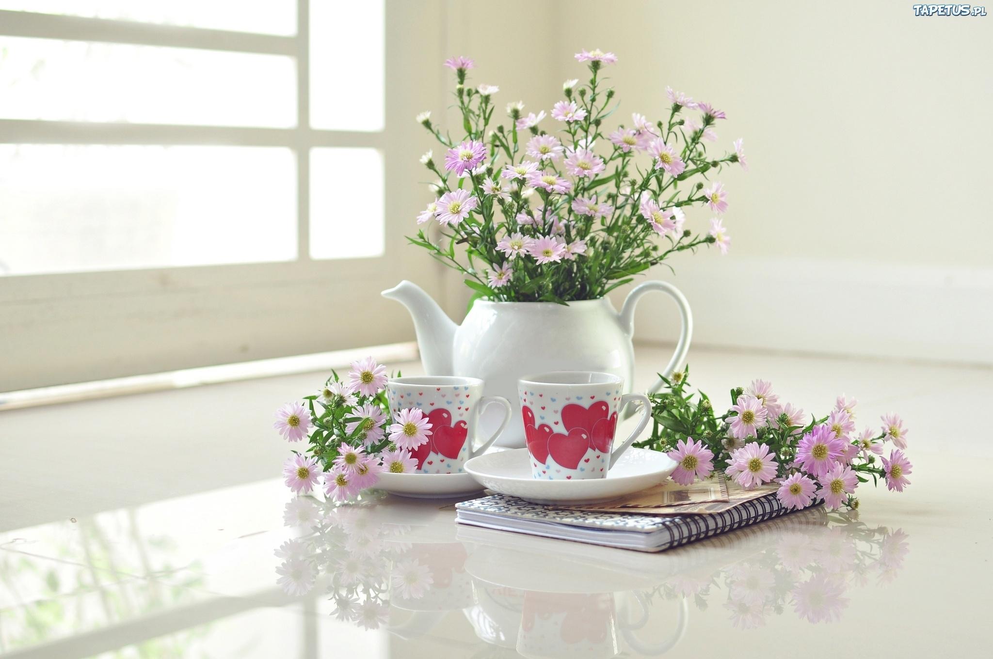 розы книга чай чайник кружка загрузить