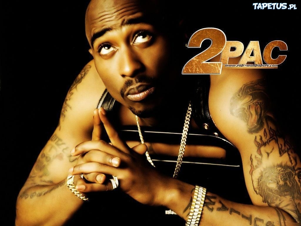 2 Pac Tatuaż