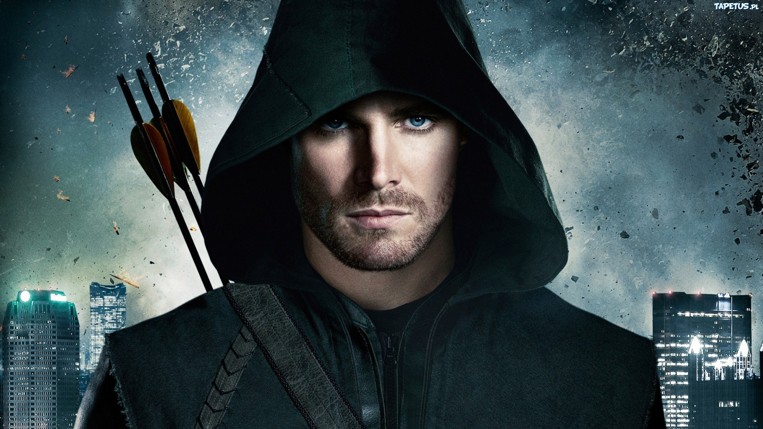 Serial, Arrow, Oliver Queen, Kaptur