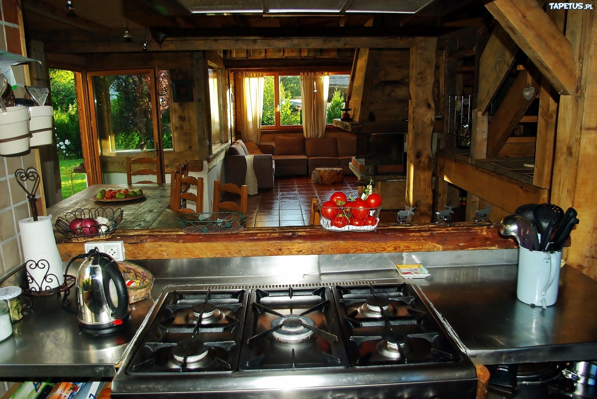 Кухня деревянная загрузить