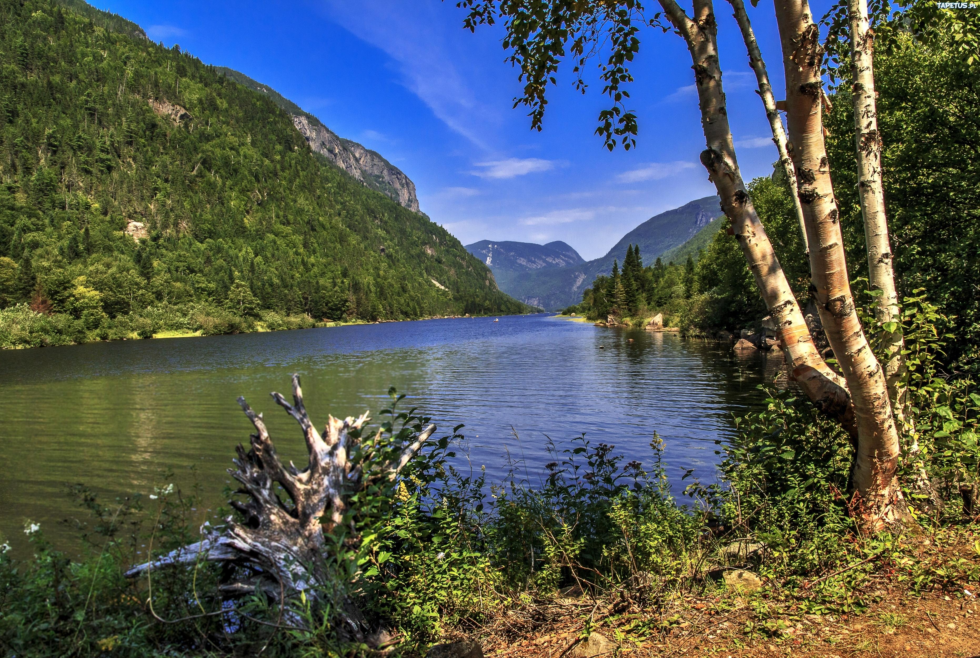 озеро горы ущелье загрузить
