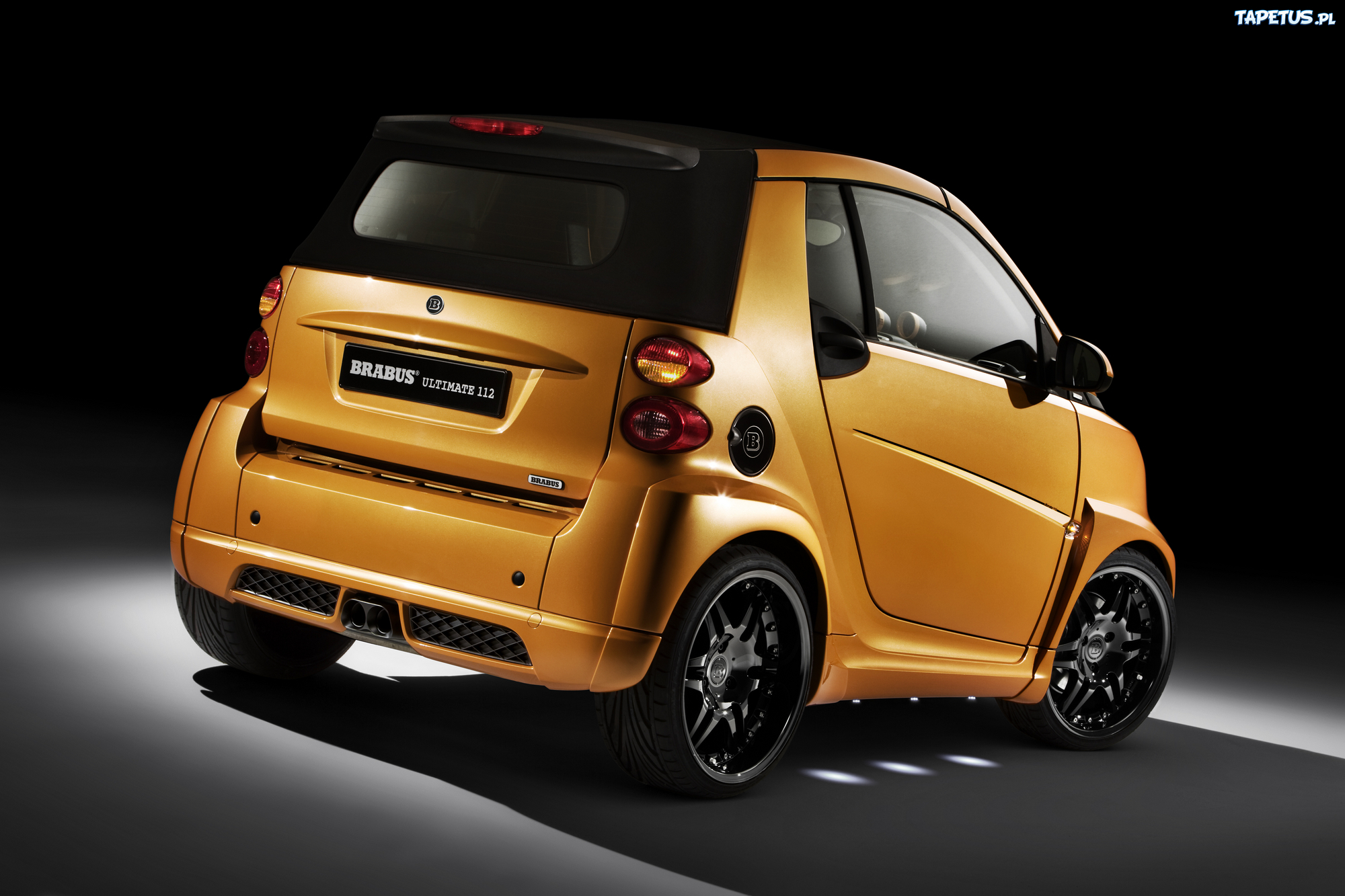 Smart Brabus Ultimate 112, 2007