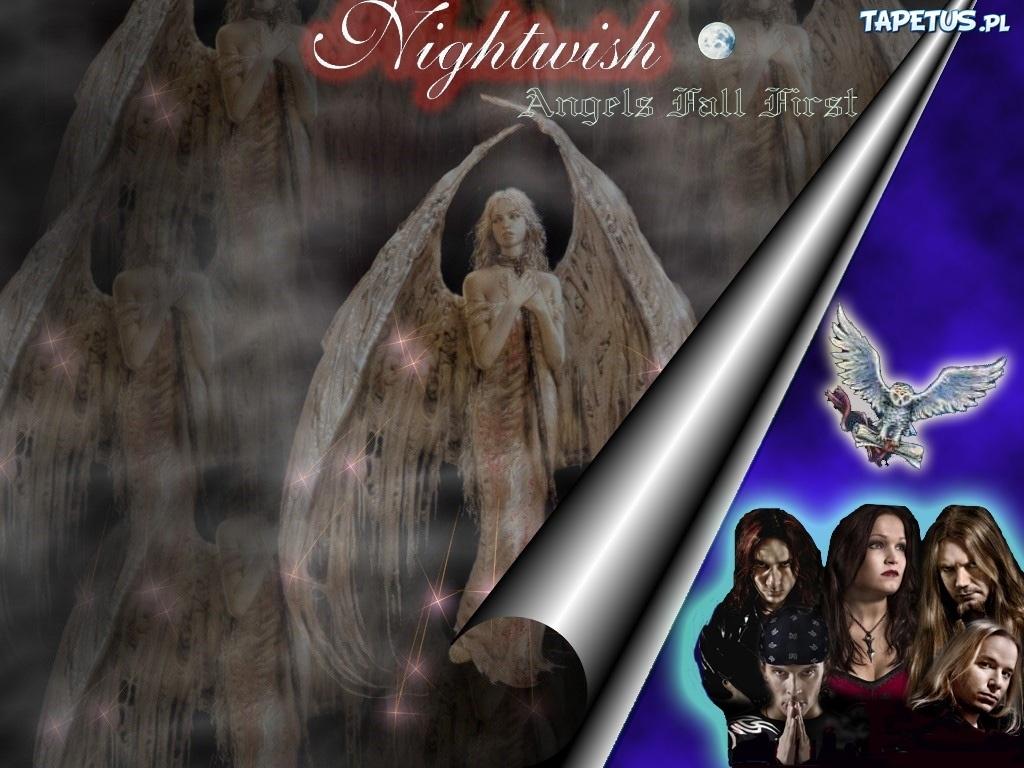 Nightwish Sowa Księżyc Zespół