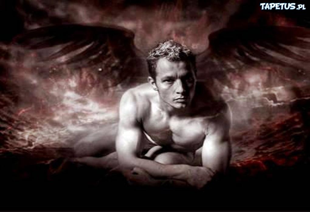 Anioł Stróż Mężczyzna