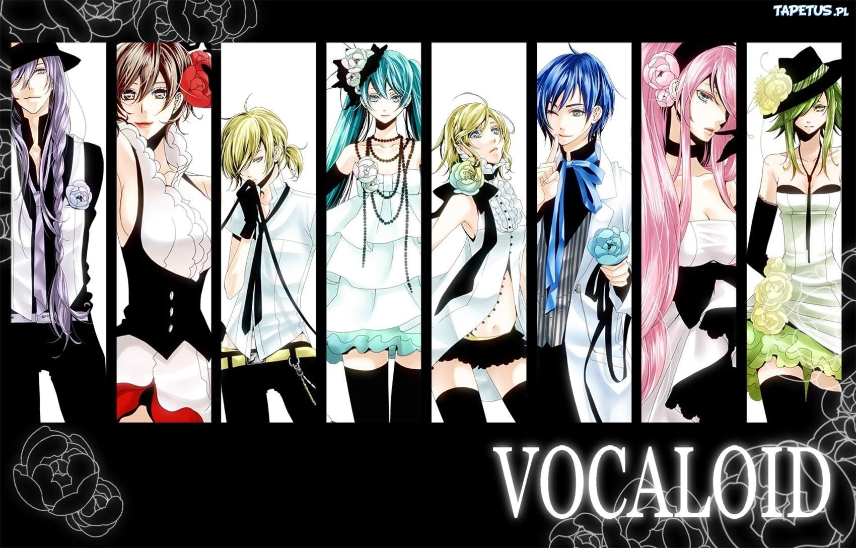 Postacie Vocaloid
