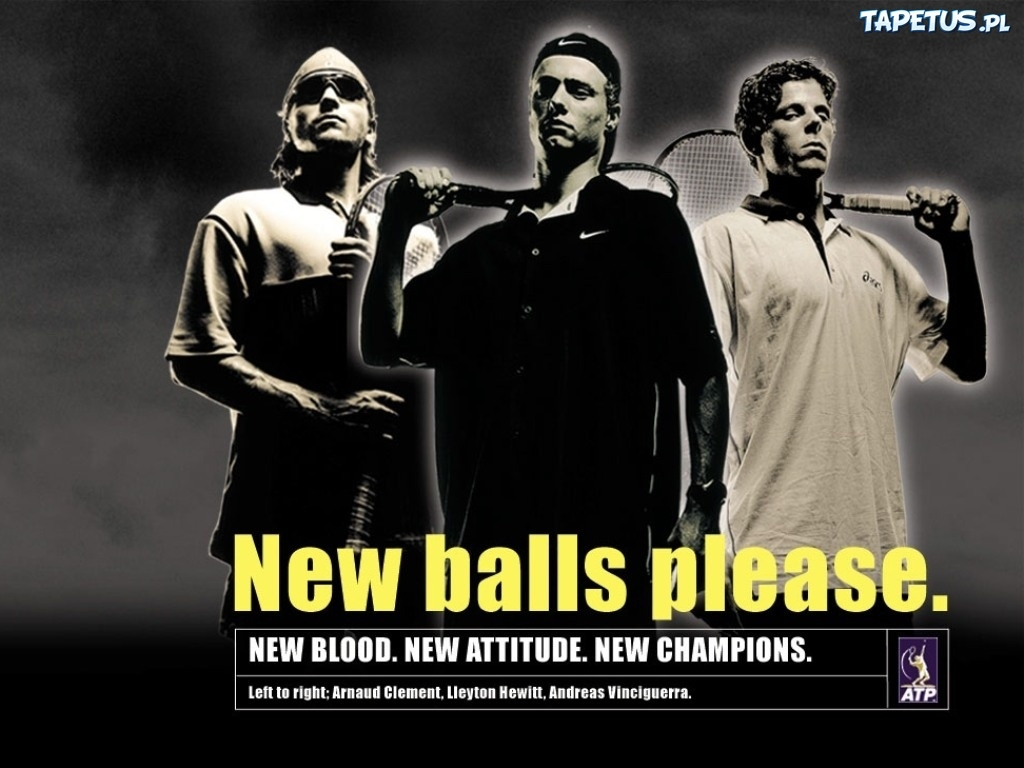 Tennis,New balls please